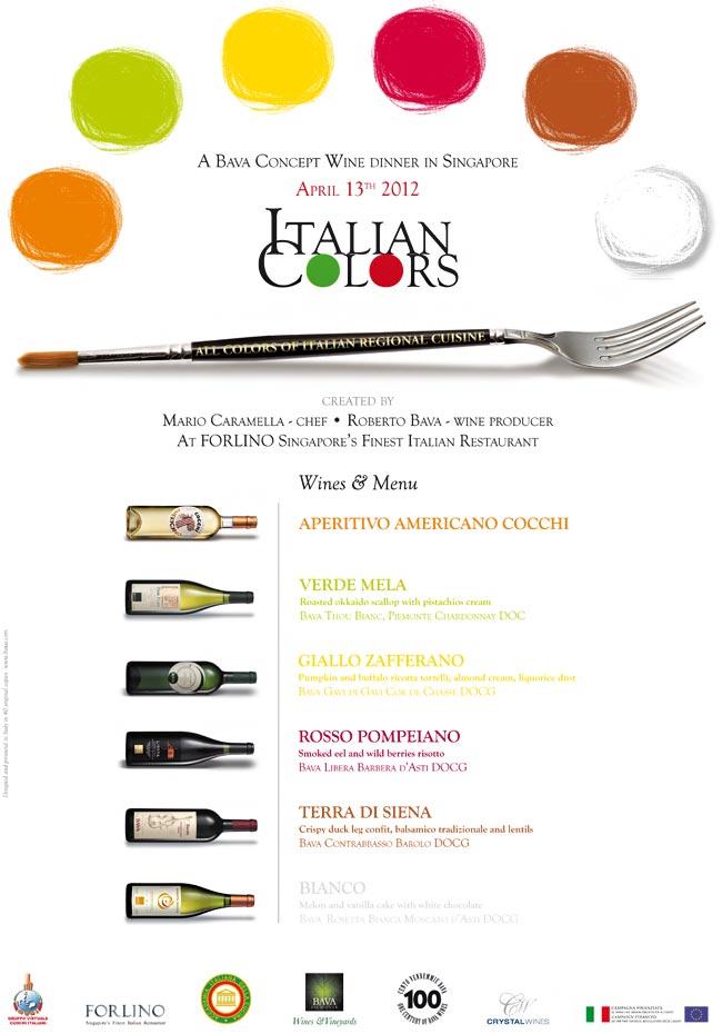 Italian colors  13/04/2012