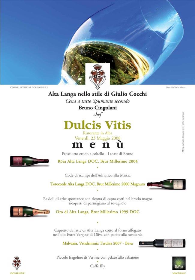 Dulcis Vitis  23/05/2008