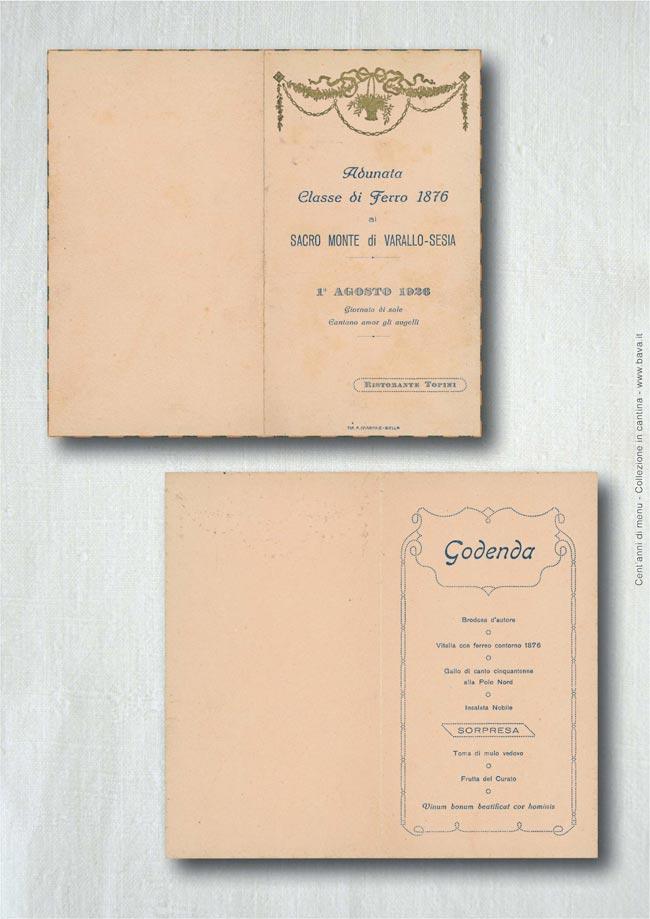 Adunata Varallo Sesia 01/08/1926