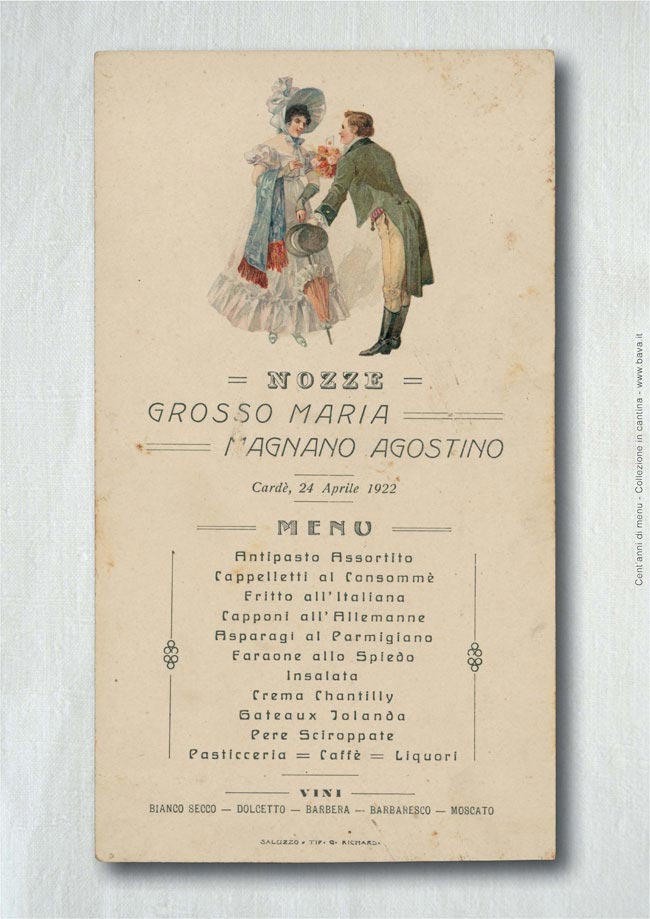 Nozze Cardè 24/05/1922
