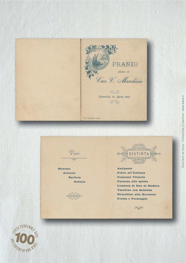 Pranzo Cortemilia 16/04/1905