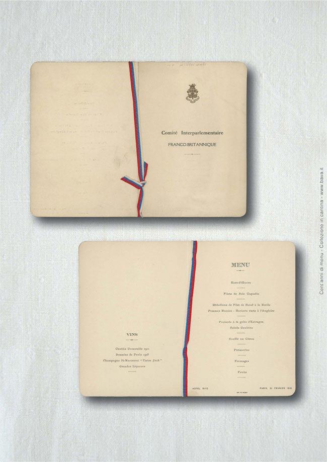 Comité Interparlementaire Parigi 21/02/1916