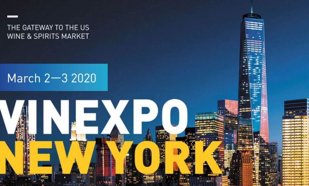 vinexpo new york 2020